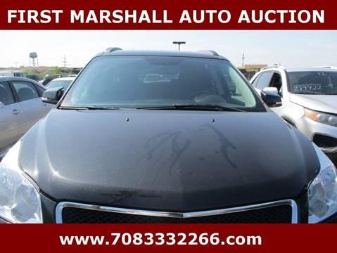 2012 Chevrolet Traverse for sale in Harvey, IL