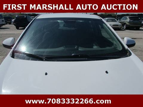 2013 Chevrolet Sonic for sale in Harvey, IL