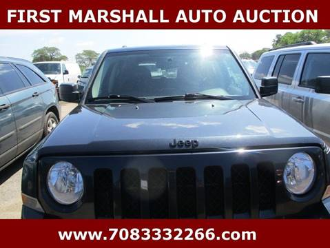 2014 Jeep Patriot for sale in Harvey, IL