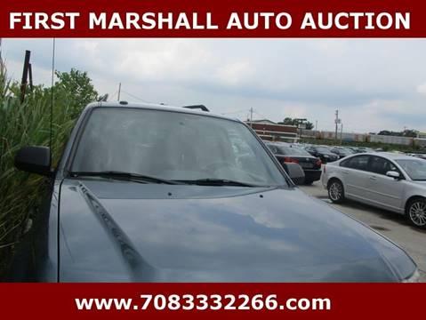 2011 Ford Escape for sale in Harvey, IL