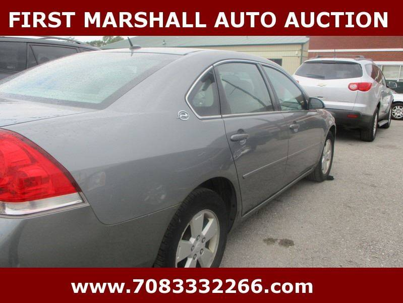 2007 Chevrolet Impala LT 4dr Sedan - Harvey IL