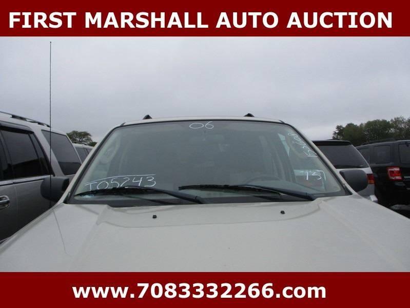 2006 Mercury Mariner AWD Luxury 4dr SUV - Harvey IL
