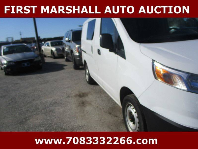 2015 Chevrolet City Express Cargo LT 4dr Cargo Mini-Van - Harvey IL