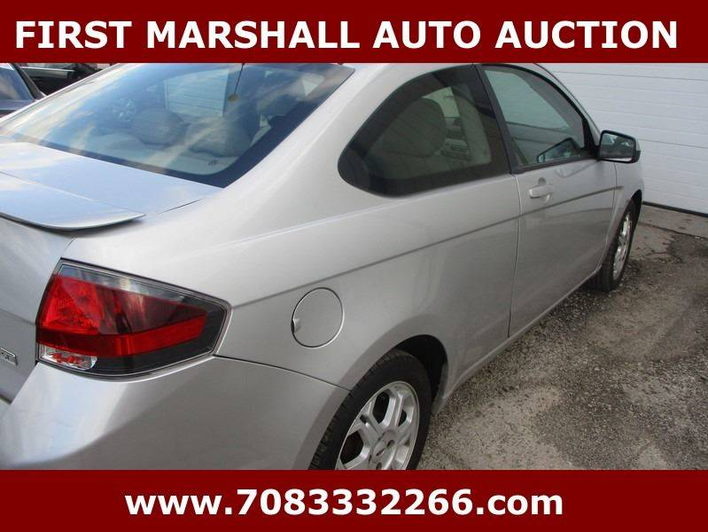 2009 Ford Focus SE 2dr Coupe - Harvey IL