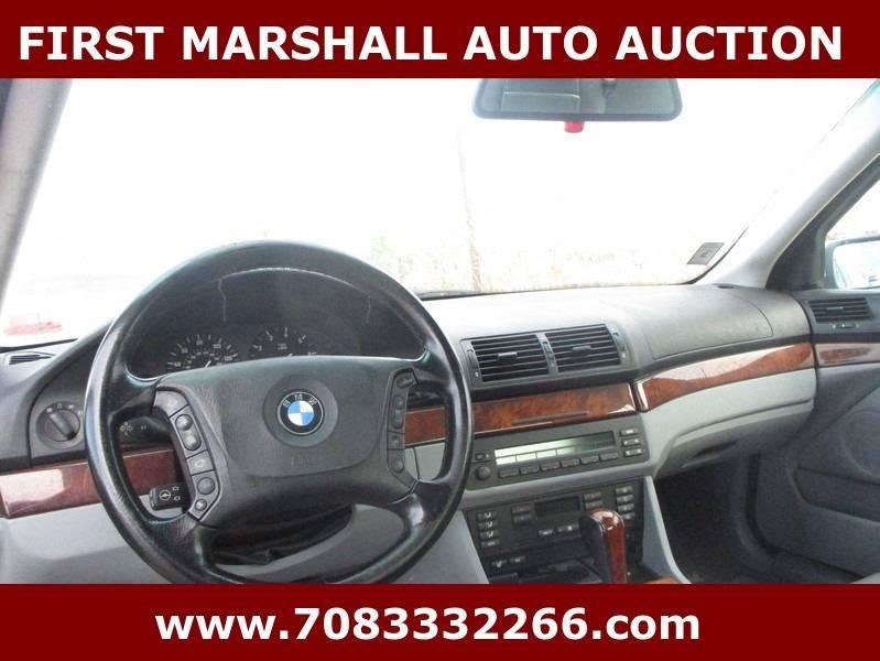 2003 BMW 5 Series 530i 4dr Sedan - Harvey IL