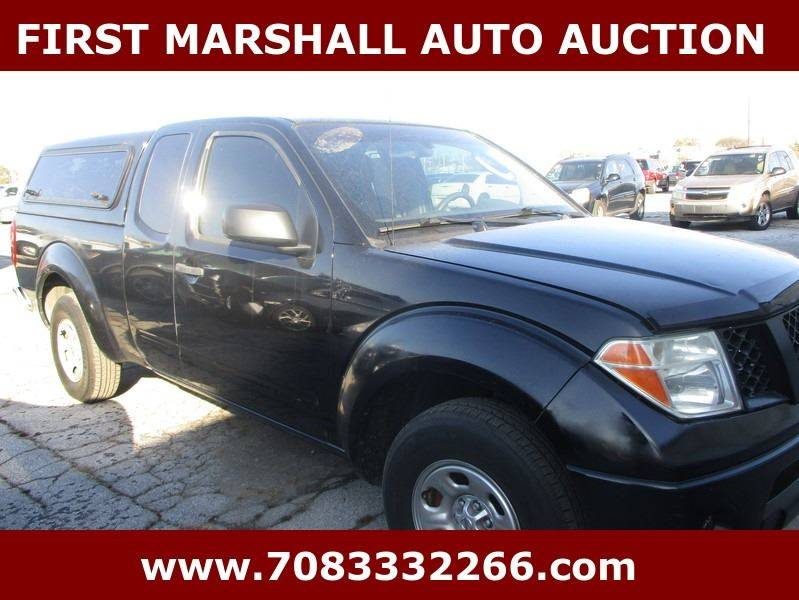 2006 Nissan Frontier XE 4dr King Cab SB 5A - Harvey IL