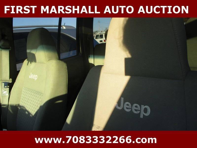 2005 Jeep Liberty Renegade 4WD 4dr SUV - Harvey IL