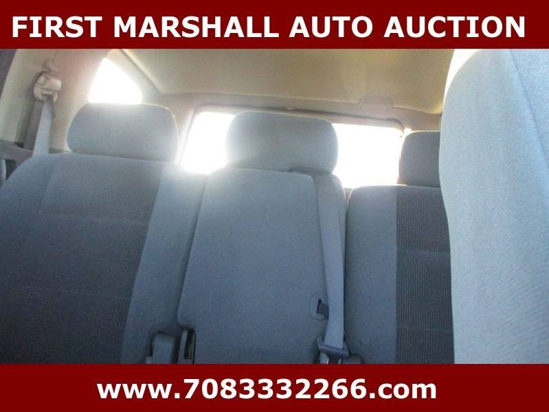 2006 Dodge Durango SLT 4dr SUV 4WD w/ Front, Rear and Third Row Head Airbags - Harvey IL
