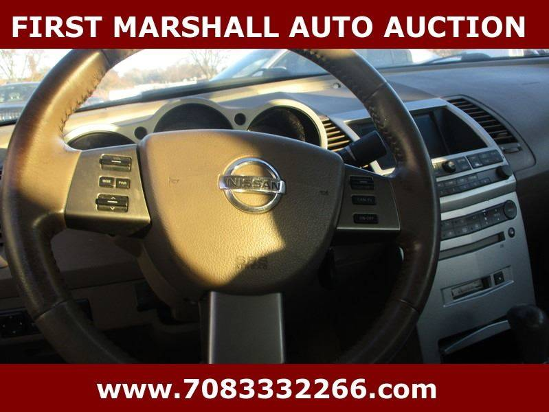2006 Nissan Maxima 3.5 SL 4dr Sedan - Harvey IL