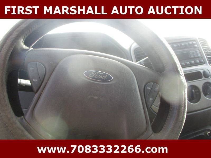 2005 Ford Escape XLT 4dr SUV - Harvey IL