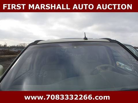 2003 Buick Rendezvous for sale in Harvey, IL