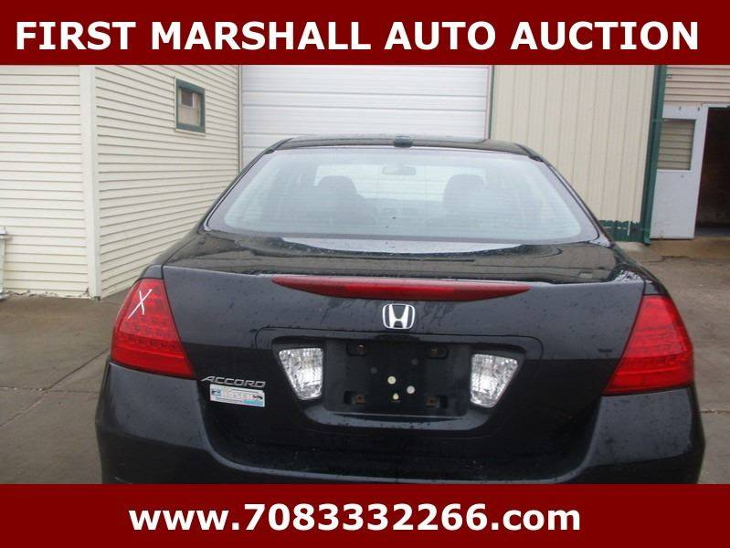 2007 Honda Accord EX-L 4dr Sedan (2.4L I4 5A) - Harvey IL