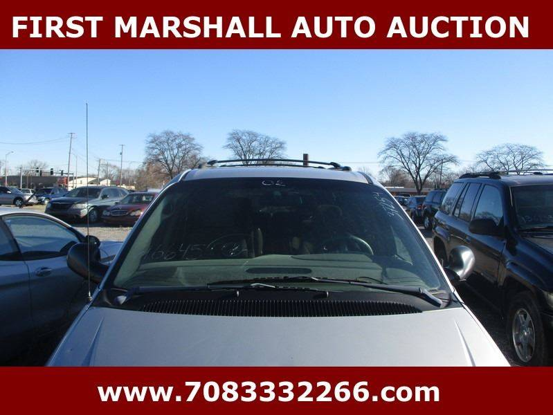2002 Chrysler Town and Country LXi 4dr Extended Mini-Van - Harvey IL