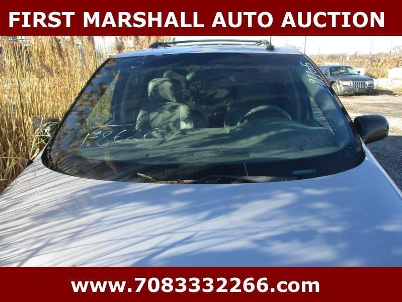 2003 Oldsmobile Silhouette GLS 4dr Extended Mini-Van - Harvey IL