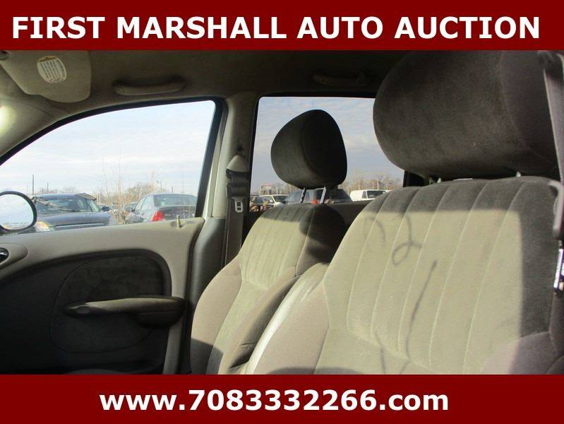 2002 Chrysler PT Cruiser Touring Edition 4dr Wagon - Harvey IL