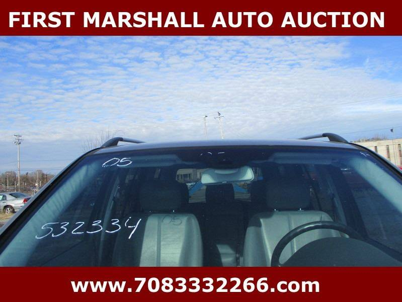 2005 Mercedes-Benz M-Class AWD ML 350 4MATIC 4dr SUV - Harvey IL