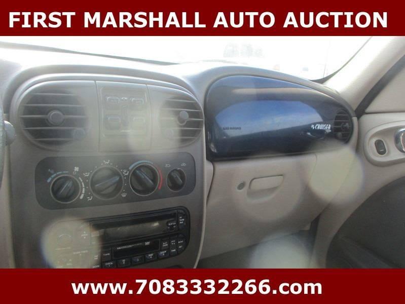 2003 Chrysler PT Cruiser Limited Edition 4dr Wagon - Harvey IL