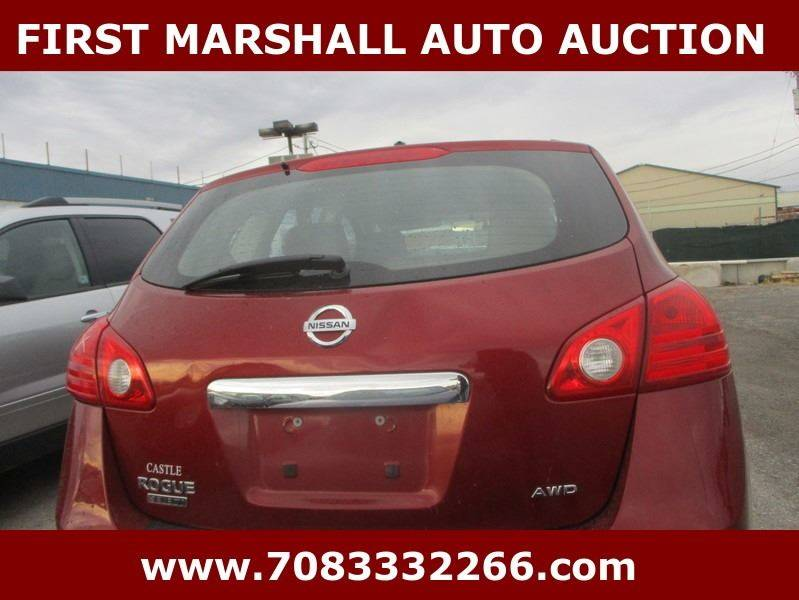 2014 Nissan Rogue Select AWD S 4dr Crossover - Harvey IL