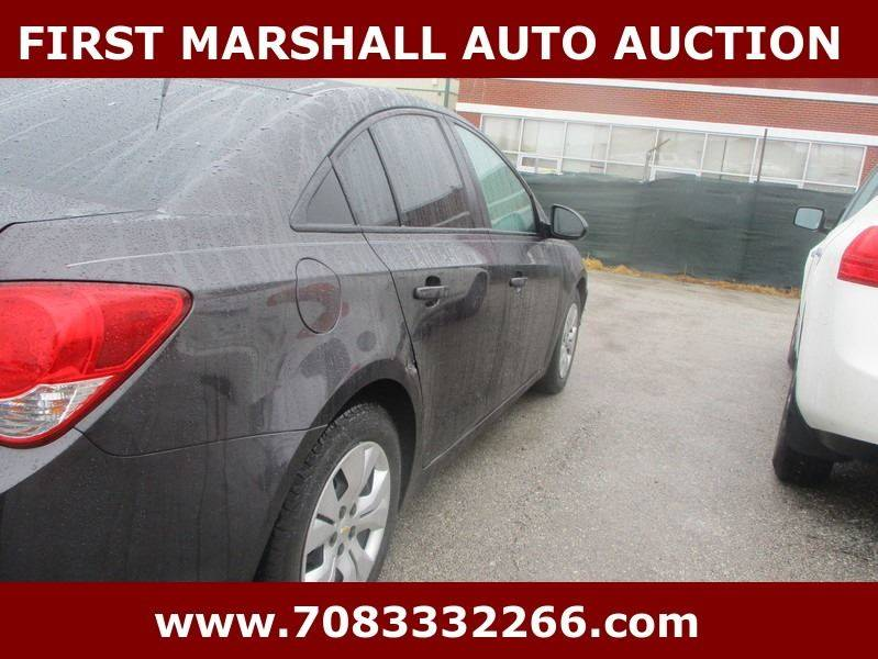 2014 Chevrolet Cruze LS Auto 4dr Sedan w/1SB - Harvey IL