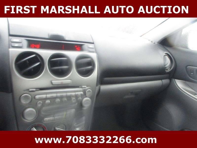 2005 Mazda MAZDA6 i 4dr Sports Sedan - Harvey IL