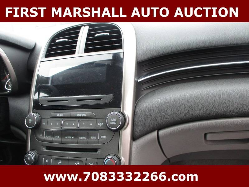 2013 Chevrolet Malibu LS 4dr Sedan - Harvey IL