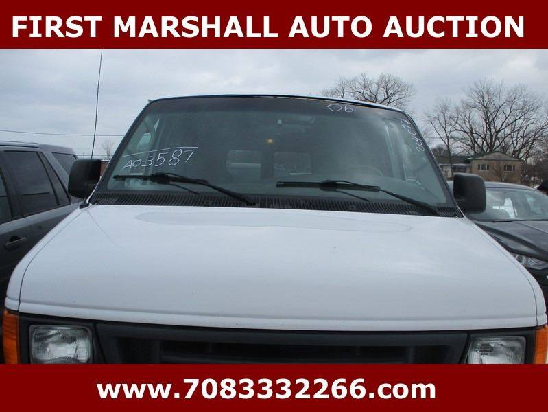 2006 Ford E-Series Cargo E-150 3dr Van - Harvey IL