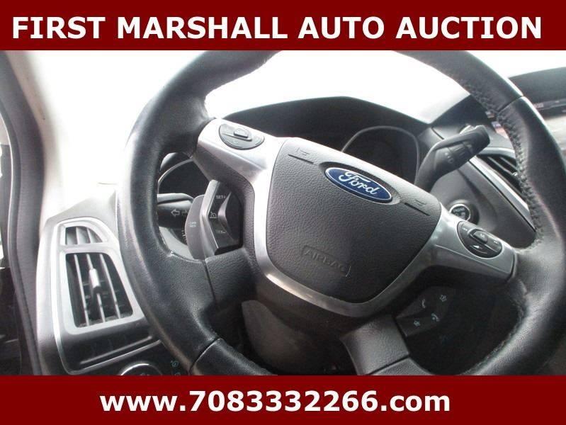 2012 Ford Focus Titanium 4dr Sedan - Harvey IL
