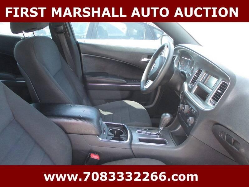 2013 Dodge Charger SE 4dr Sedan - Harvey IL