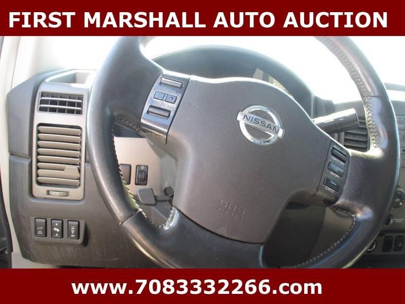 2004 Nissan Armada LE 4WD 4dr SUV - Harvey IL