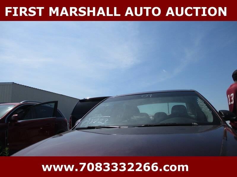 2007 Chevrolet Impala LT 4dr Sedan w/ roof rail curtain delete - Harvey IL