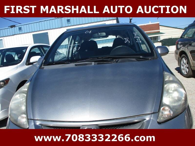 2008 Honda Fit Sport 4dr Hatchback 5A - Harvey IL