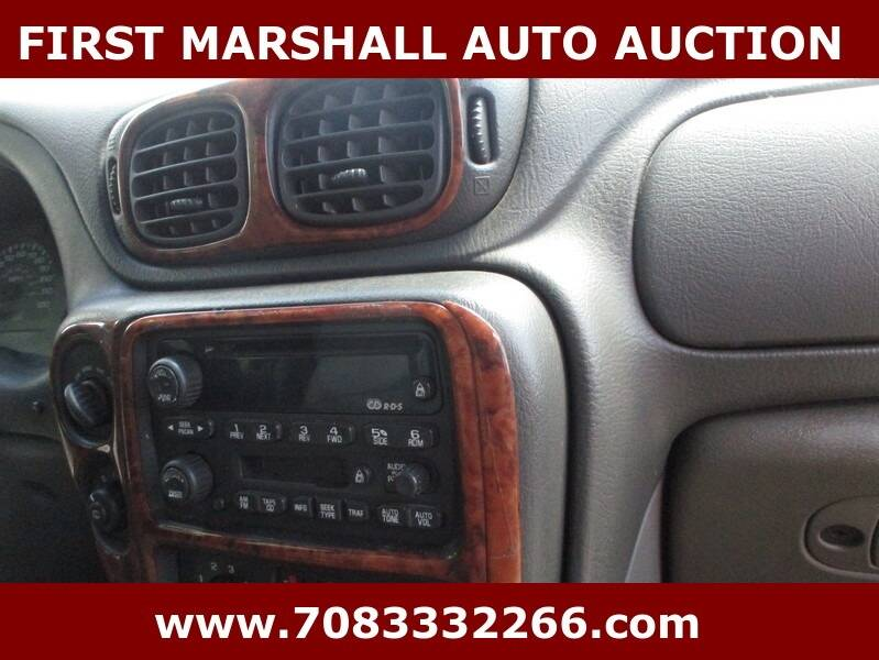 2003 Chevrolet TrailBlazer EXT LS 4WD 4dr SUV - Harvey IL