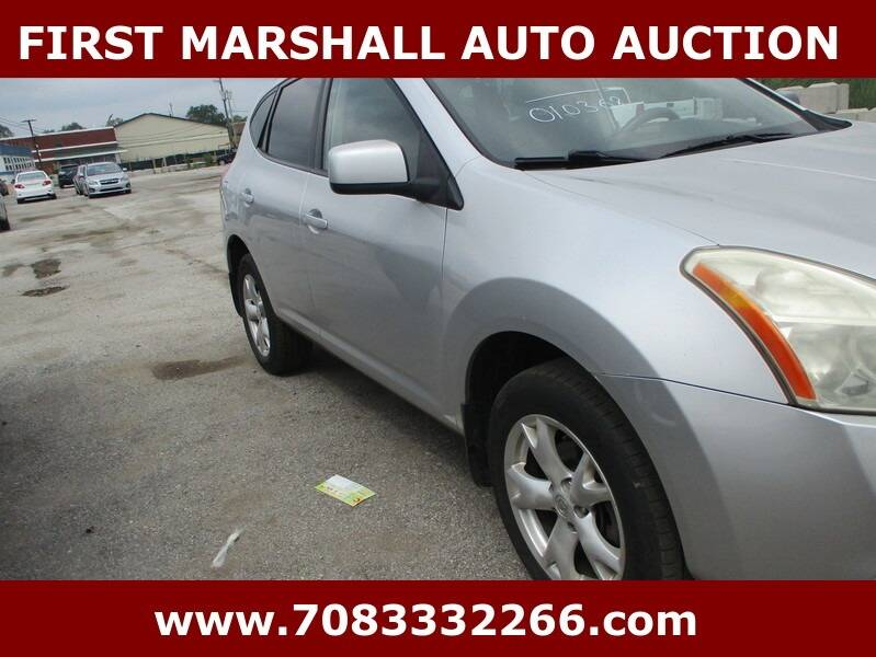 2008 Nissan Rogue S Crossover 4dr - Harvey IL
