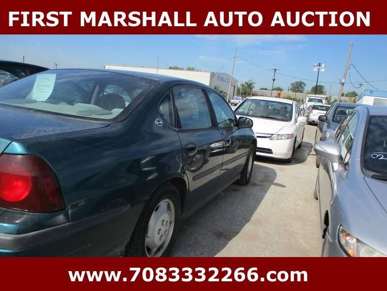 2000 Chevrolet Impala 4dr Sedan - Harvey IL