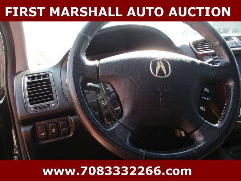 2005 Acura MDX AWD Touring 4dr SUV w/Navi and Entertainment System - Harvey IL