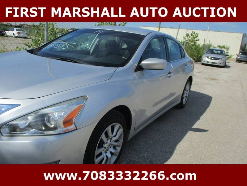 2014 Nissan Altima 2.5 4dr Sedan - Harvey IL