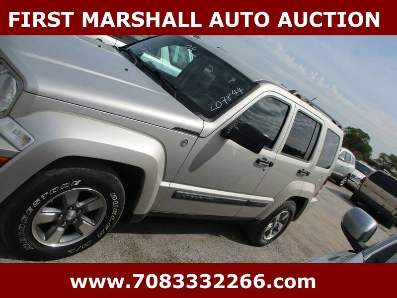 2008 Jeep Liberty 4x4 Sport 4dr SUV - Harvey IL