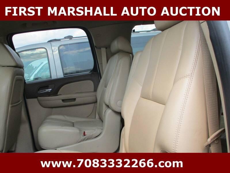 2007 GMC Yukon XL SLE 1500 4dr SUV 4WD - Harvey IL