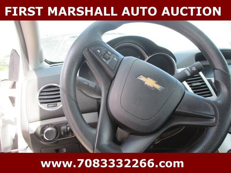2013 Chevrolet Cruze LT Fleet 4dr Sedan w/1FL - Harvey IL