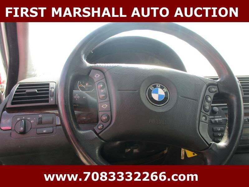 2002 BMW 3 Series 330i 4dr Sedan - Harvey IL