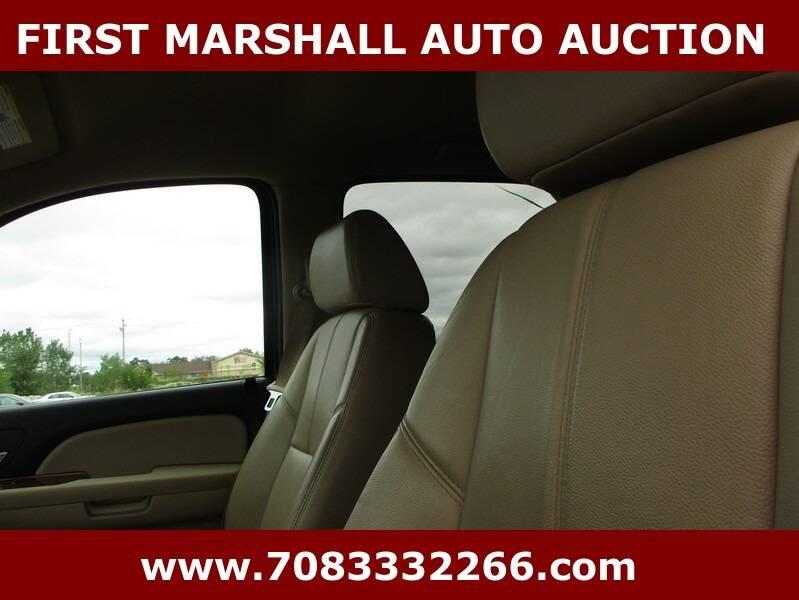 2008 Chevrolet Suburban 4x4 LS 1500 4dr SUV - Harvey IL