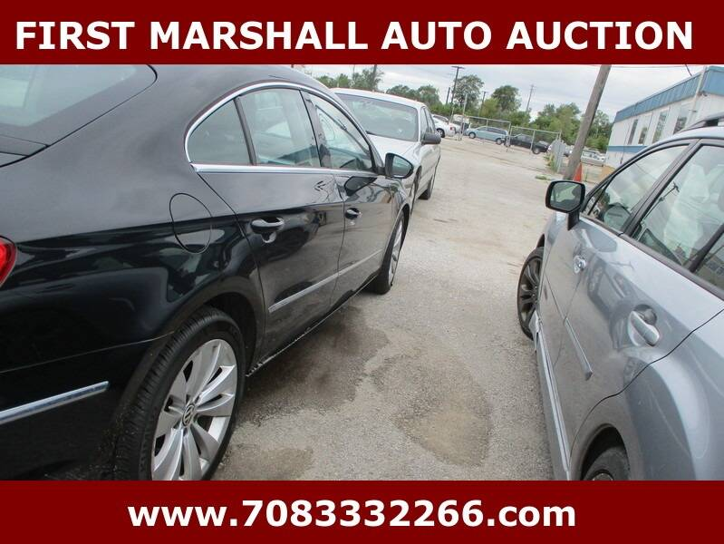 2010 Volkswagen CC Sport 4dr Sedan 6A (ends 10/09) - Harvey IL