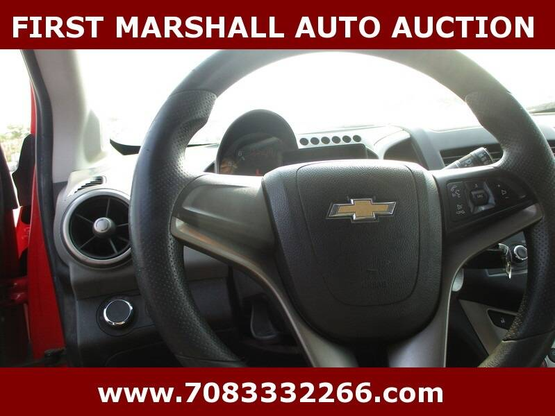 2015 Chevrolet Sonic LS Auto 4dr Hatchback - Harvey IL