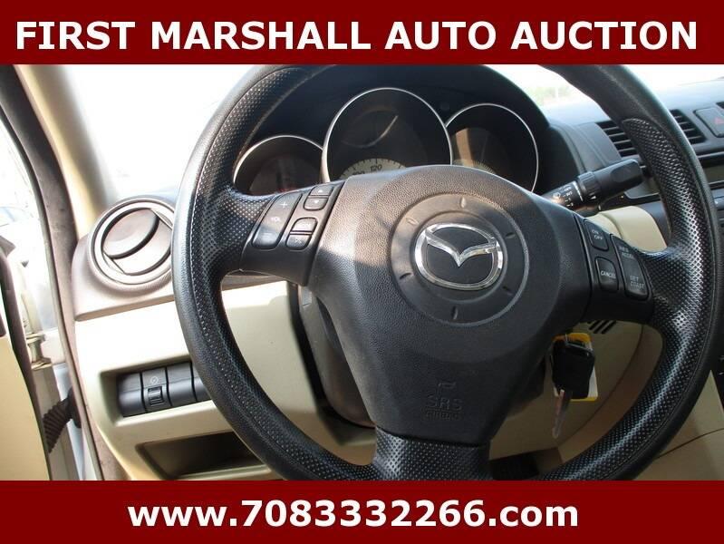 2008 Mazda MAZDA3 i Sport 4dr Sedan 4A - Harvey IL