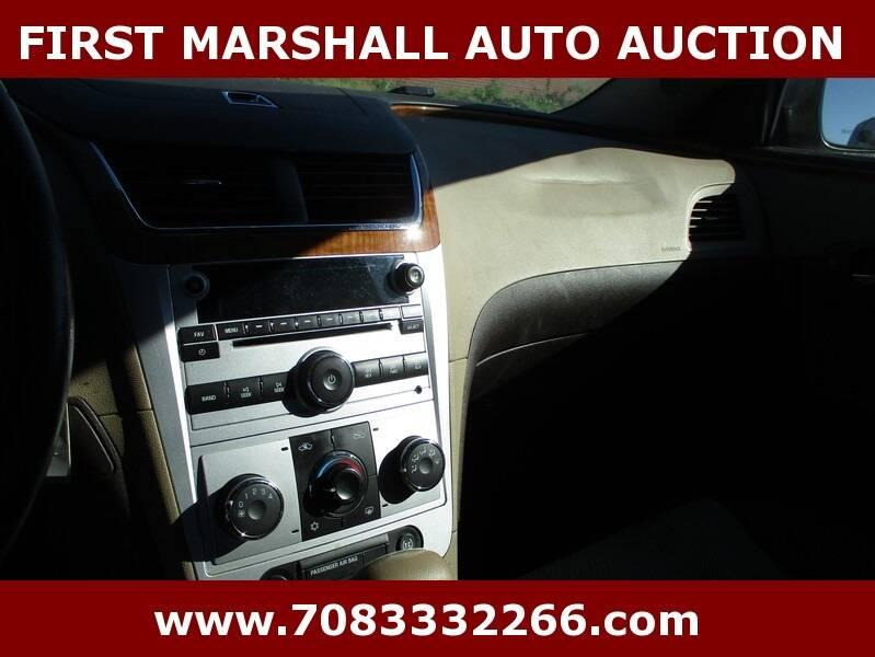 2010 Chevrolet Malibu LT 4dr Sedan w/1LT - Harvey IL