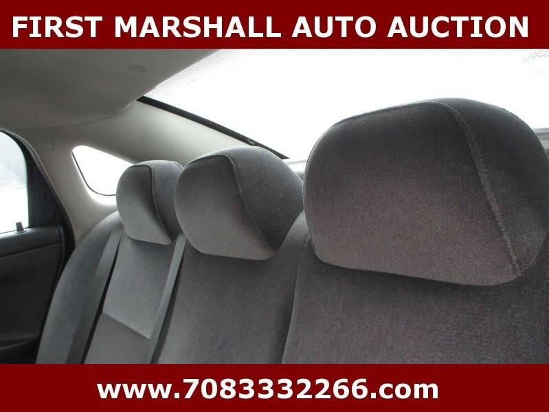 2009 Chevrolet Impala LT 4dr Sedan - Harvey IL