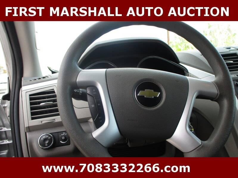 2012 Chevrolet Traverse LS 4dr SUV - Harvey IL