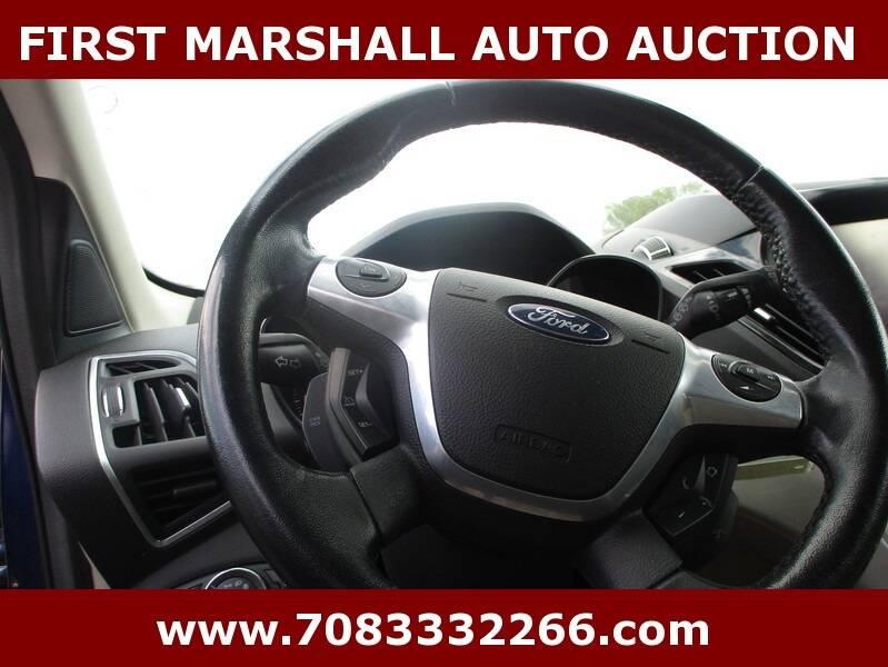 2013 Ford Escape AWD SEL 4dr SUV - Harvey IL