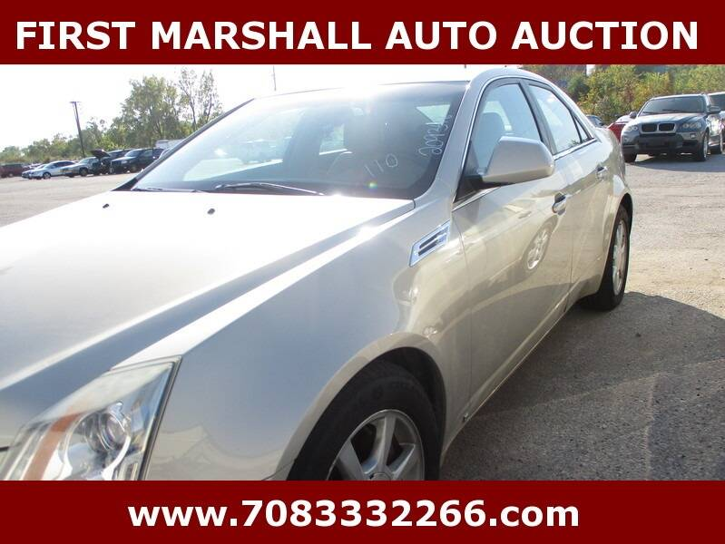 2008 Cadillac CTS 3.6L V6 4dr Sedan - Harvey IL