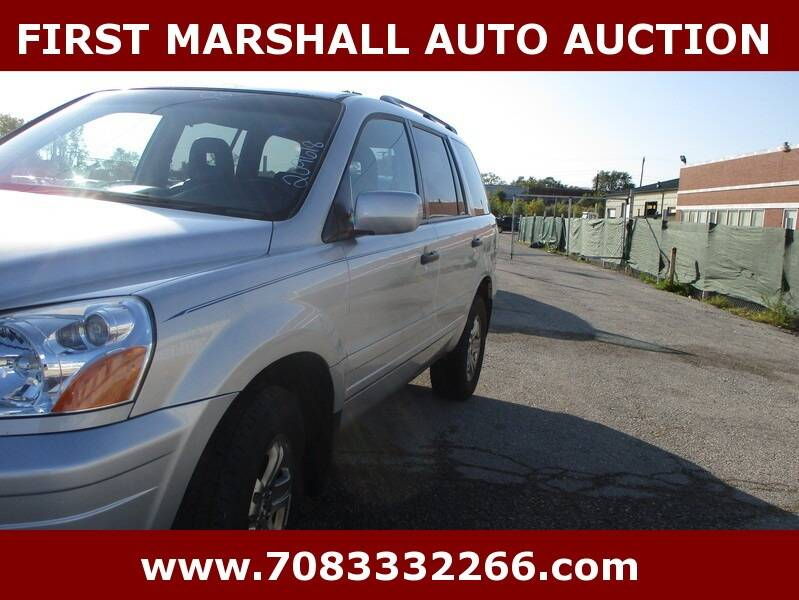 2005 Honda Pilot 4dr EX-L 4WD SUV w/Leather and Entertainment System - Harvey IL